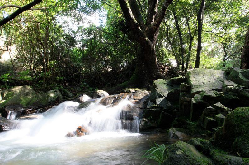 River Kau To Hong